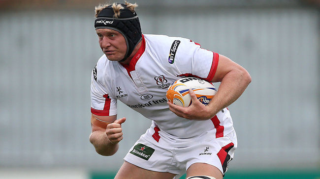South African Trio To Earn First Ulster Caps
