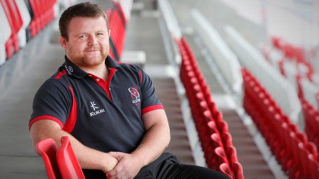 Warwick Signs First Senior Contract With Ulster