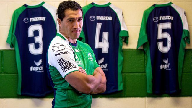 GUINNESS PRO12 Preview: Connacht v Zebre