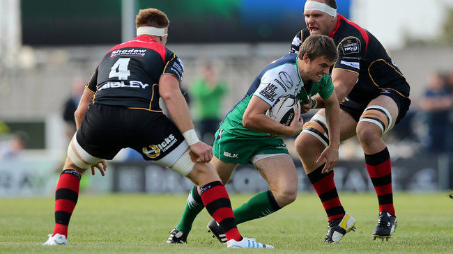 Connacht Prepare For First Away Trip