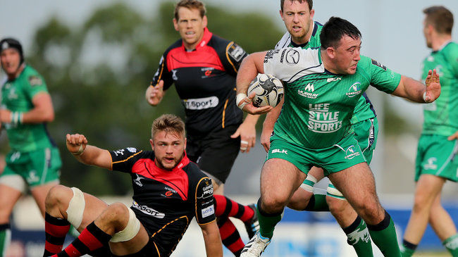 Buckley Delighted With Connacht's Winning Start