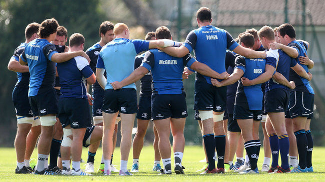 Heaslip And Toner Both Available For Leinster