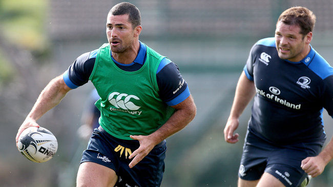 GUINNESS PRO12 Preview: Leinster v Scarlets