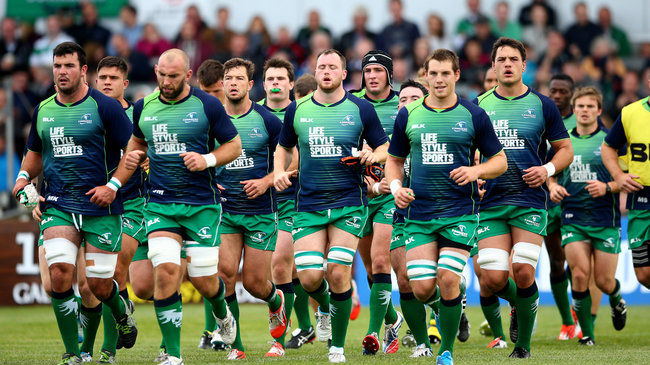 Dates Confirmed For Connacht's Back-To-Back Bayonne Games