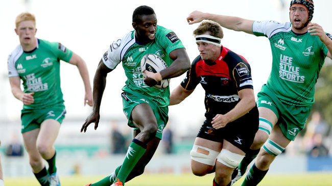Adeolokun's Rapid Rise From Club To Provincial Rugby