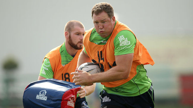 Swift Back In The Selection Mix For Connacht