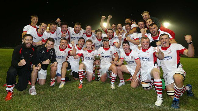 Ulster Complete Clean Sweep In Under-20 Interpros