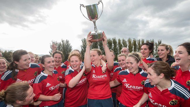 Munster Women Regain Interpro Crown