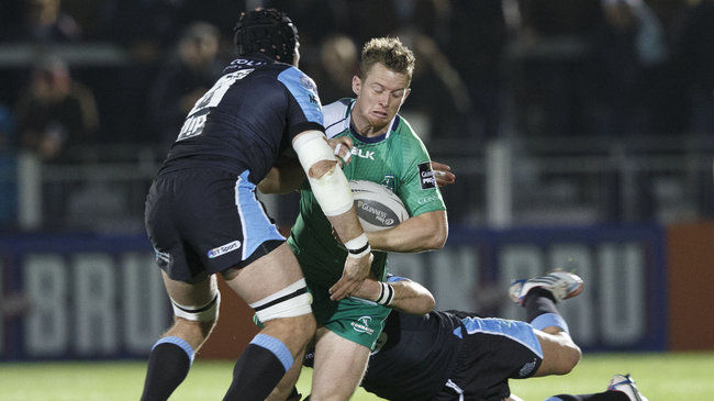 Connacht Regroup For Battle With Blues