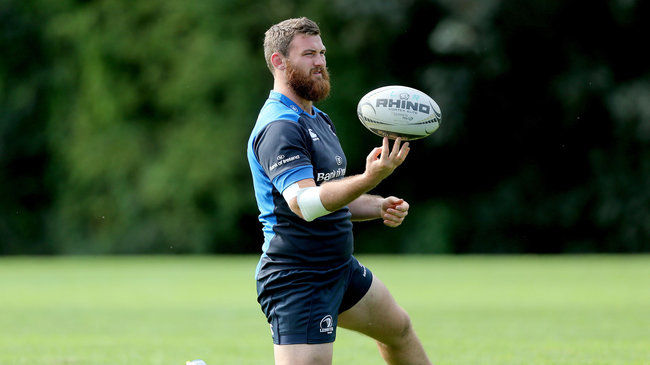 Dempsey Selects Leinster 'A' Team For Plymouth Clash