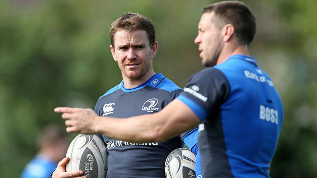 Leinster Issue Injury Update Ahead Of Aviva Clash