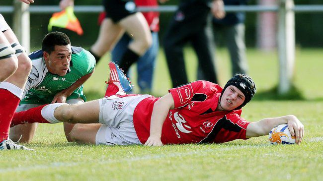 Ulster Ravens Team Announced For Aberavon Encounter