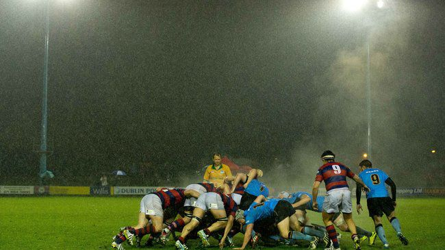 Irish Rugby TV: Clontarf v UCD Highlights