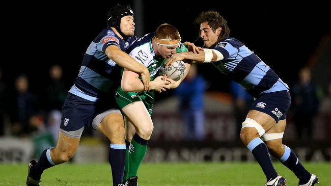 Delahunt To Make First PRO12 Start For Connacht