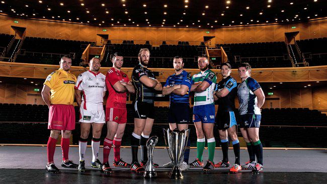 Excitement Builds Ahead Of Champions Cup Kick-Off