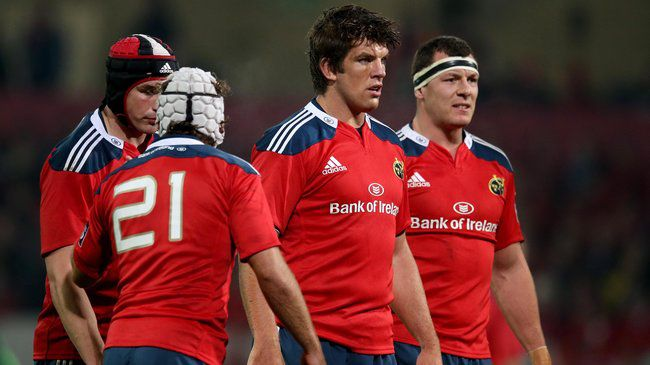 O'Callaghan To Captain Much-Changed Munster Team