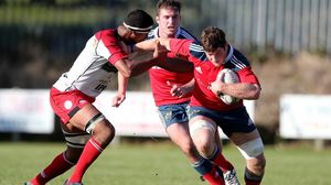 Munster 'A' 27 Moseley 21, Clonmel RFC, Saturday, October 11, 2014