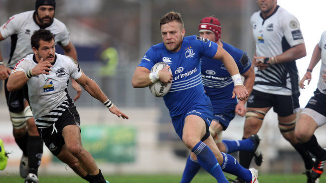 Madigan At Full-Back In Much-Changed Leinster Line-Up