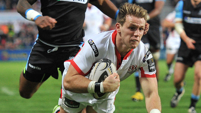 Gilroy Replaces Injured Trimble In Ulster Team