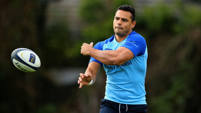 Te'o To Make Leinster Debut For 'A' Team