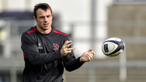 Ulster Captain's Run Session At Kingspan Stadium, Friday, October 17, 2014