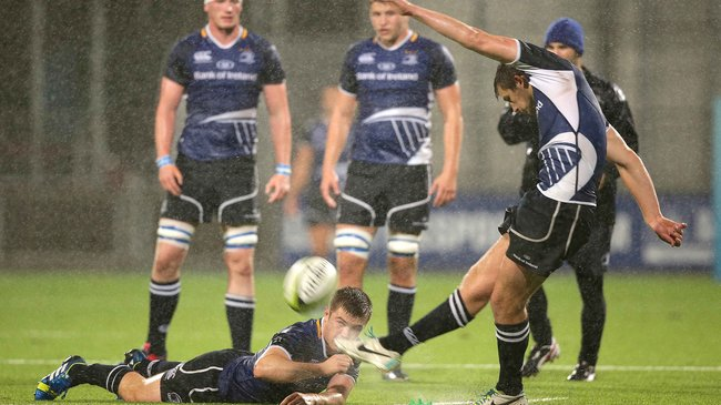 Leinster 'A' 26 Jersey 6, Donnybrook, Friday, October 17, 2014