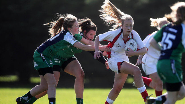 High Standards On Show At Girls U-18 Interpro Blitz