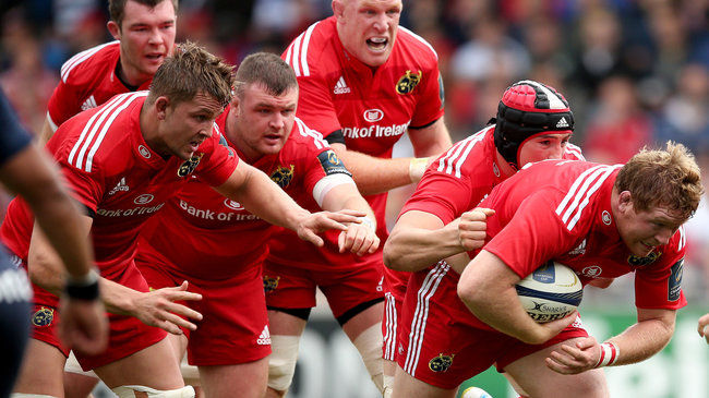 Contract Extensions For Munster Quartet