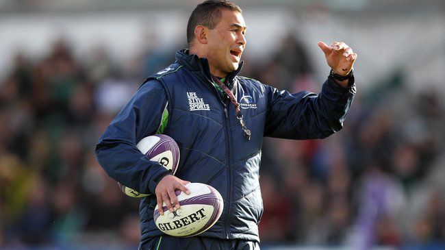 Lam Comments On Connacht's Ireland Call-Ups