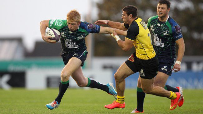 In Pics: Connacht 48 La Rochelle 12