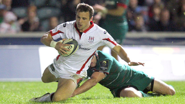 In Pics: Leicester Tigers 25 Ulster 18