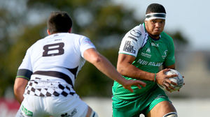Connacht Eagles 16 Pontypridd 42, The Sportsground, Sunday, October 19, 2014
