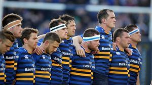 Leinster 25 Wasps 20, The RDS, Sunday, October 19, 2014