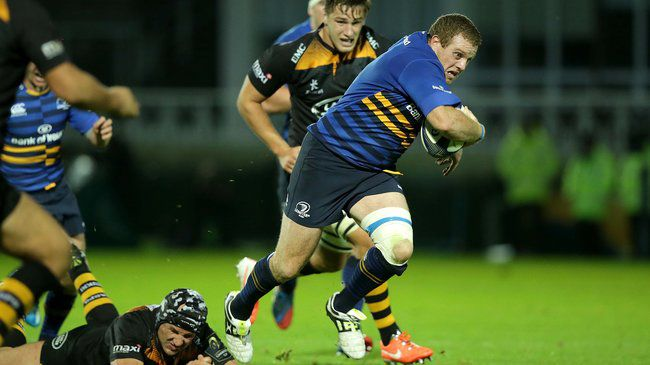 In Pics: Leinster 25 Wasps 20