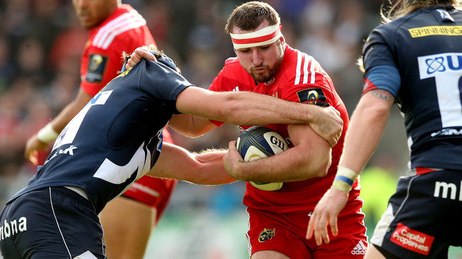Munster Bring In Cronin And Botha