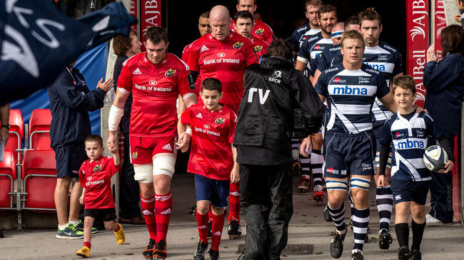 European Champions Cup Preview: Munster v Sale Sharks