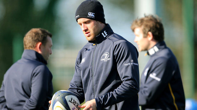 Fitzgerald Is One Of Three Changes For Leinster