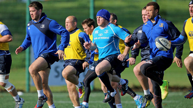 Positive News For Leinster On Injury Front