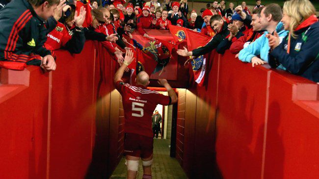 In Pics: Munster 14 Saracens 3