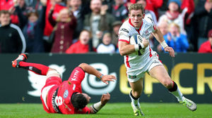 Ulster 13 Toulon 23, Kingspan Stadium, Saturday, October 25, 2014