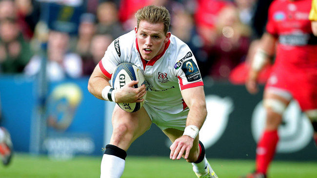 Cave, Gilroy And Olding To Start For Ulster
