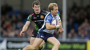 Exeter Chiefs 33 Connacht 13, Sandy Park Stadium, Saturday, October 25, 2014