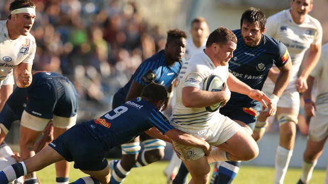 In Pics: Castres Olympique 16 Leinster 21