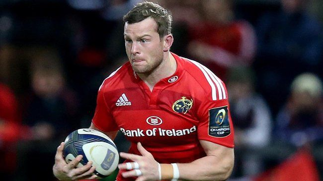 Munster Release Latest Player Contract News