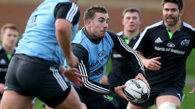 In Pics: Munster Training At UL