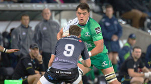Ospreys 26 Connacht 11, Liberty Stadium, Friday, October 31, 2014