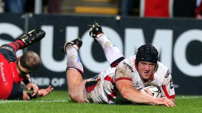 Ulster Prop Fitzpatrick Retires From Rugby
