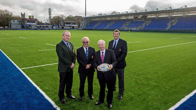 New Donnybrook Pitches Are Officially Opened