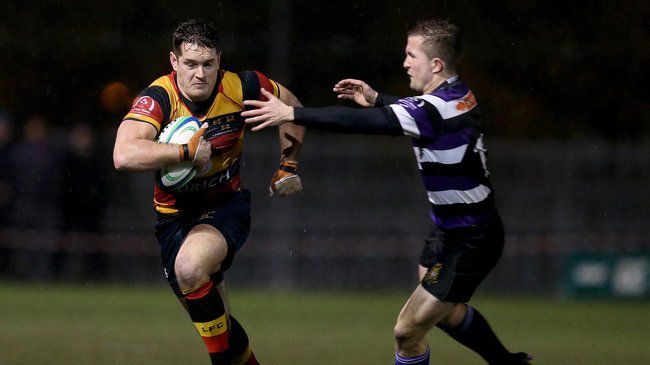Irish Rugby TV: Lansdowne v Terenure College Highlights