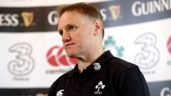 Irish Rugby TV: Joe Schmidt Previews The Australia Game